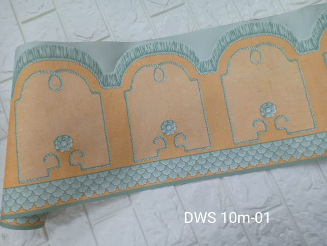 Wallpaper Dinding BORDER DWS 10m/roll <br><br><br> 2 bd_10m_01