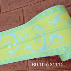 Wallpaper Dinding BORDER DWS 10m/roll <br><br><br> 10 bd_10m_31111