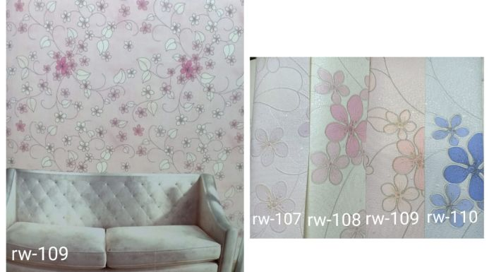 Wallpaper Dinding THE RENSA WALL !!! 32 rw_107_108_109_110