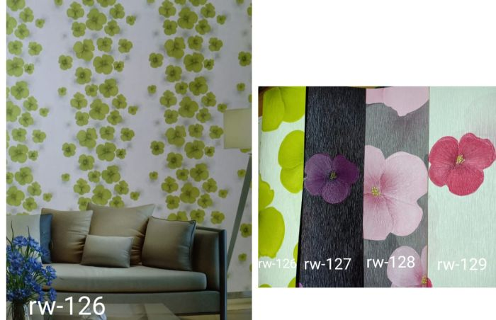 Wallpaper Dinding THE RENSA WALL !!! 36 rw_126_127_128_129